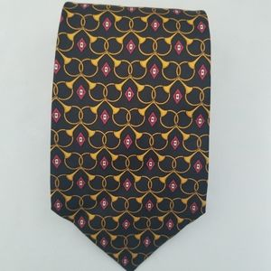 Gucci tie designed by Paolo